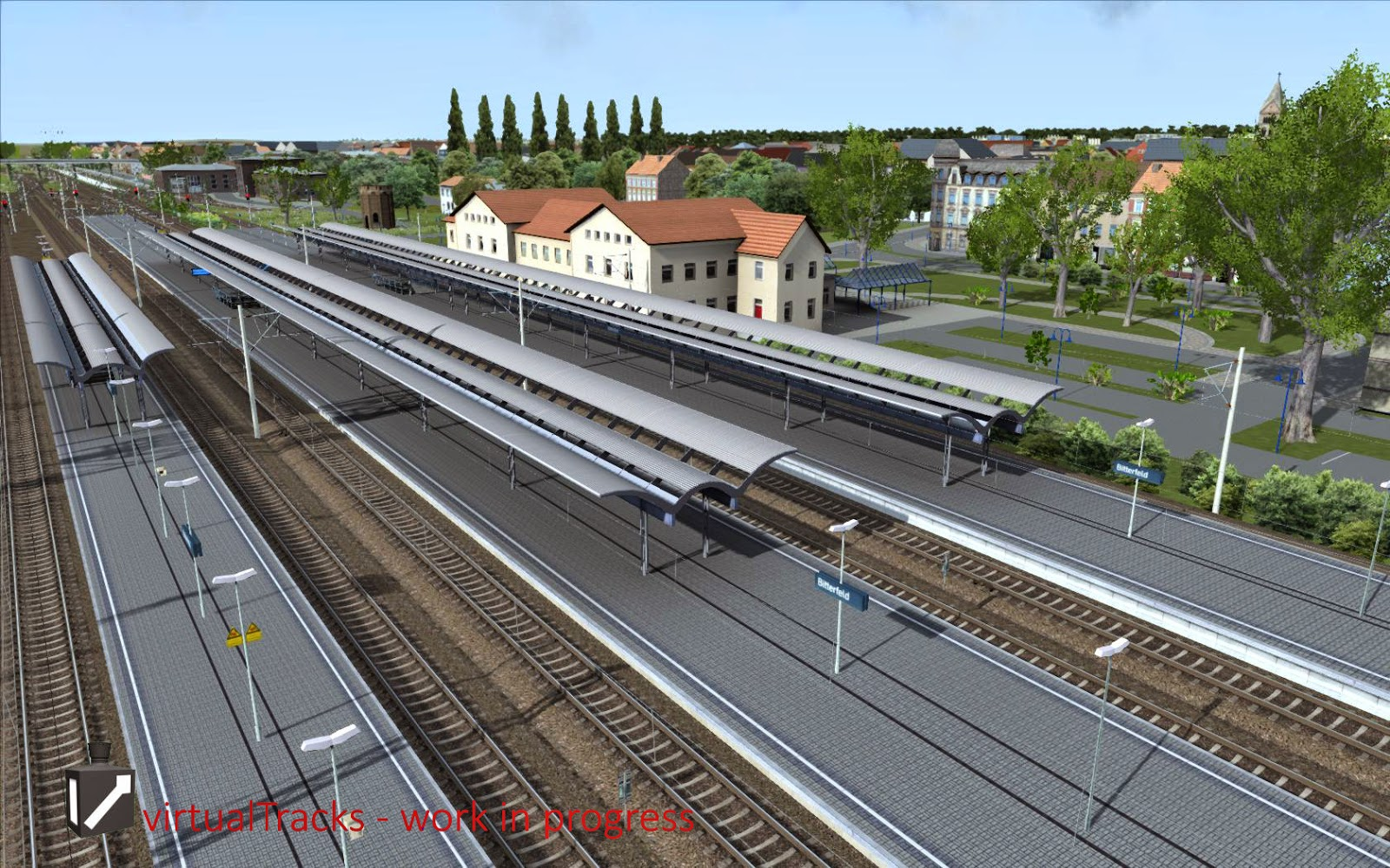 Leipzig Ankunft