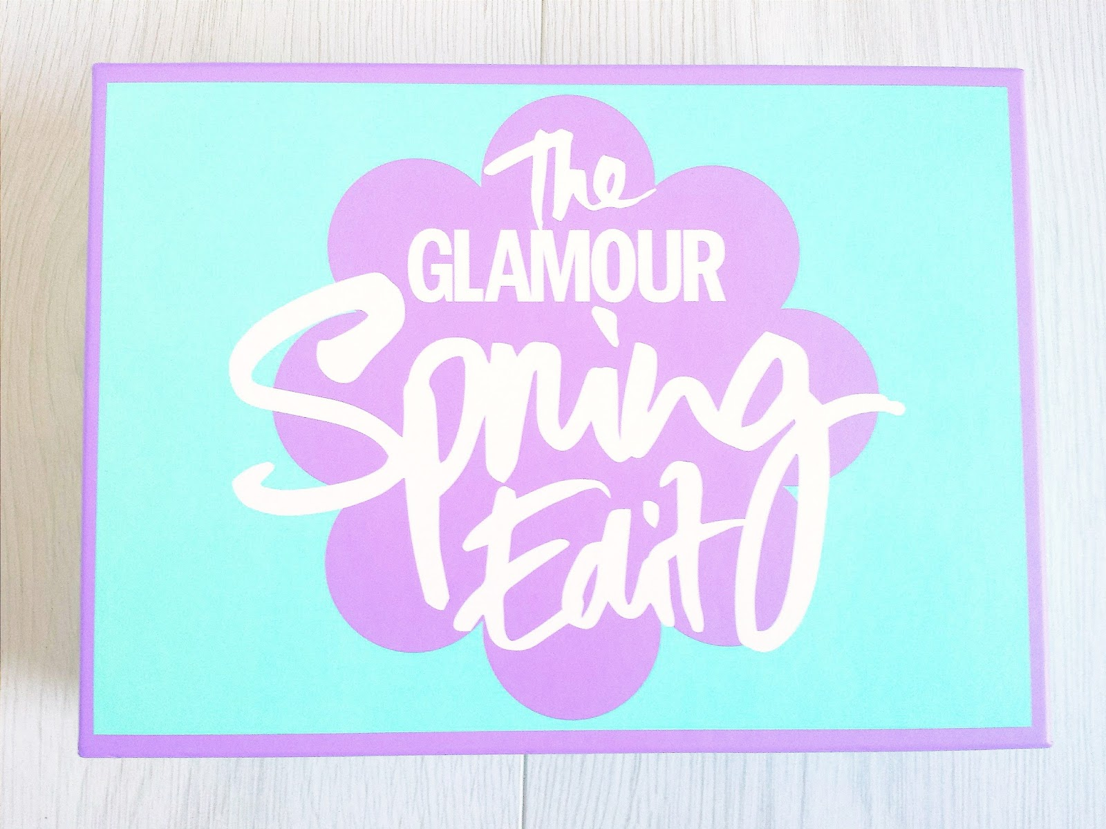 Glamour Spring Edit Beauty Box