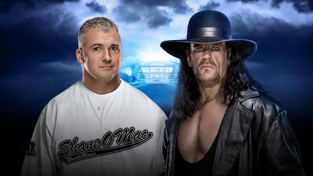 WrestleMania 32 Undertaker VS Shane Predictions, Rumors Matches