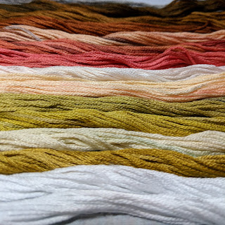 Sampler Threads by The Gentle Art from Lakeside Needlecraft