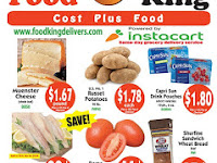 Food King Weekly Ad April 10 - April 16, 2019