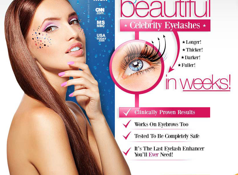 Idol Lash Clinically Proven to increase eyelash density