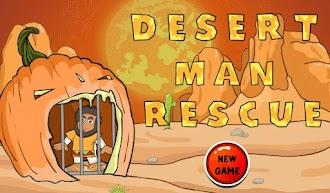 Desert Man Rescue