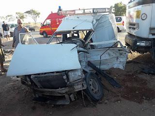 بنزرت : حادث مرور يسفر عن وفاة شاب