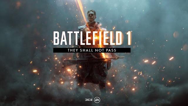 Se comparte un gameplay del nuevo mapa de Verdún de Battlefield 1