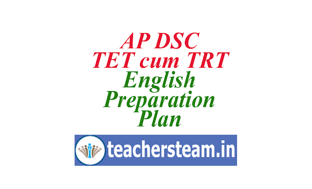 AP DSC English Preparation Plan