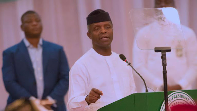 Politics Today: Nigerian leaders must do more to end killings – Osinbajo