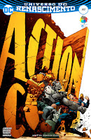 DC Renascimento: Action Comics #962