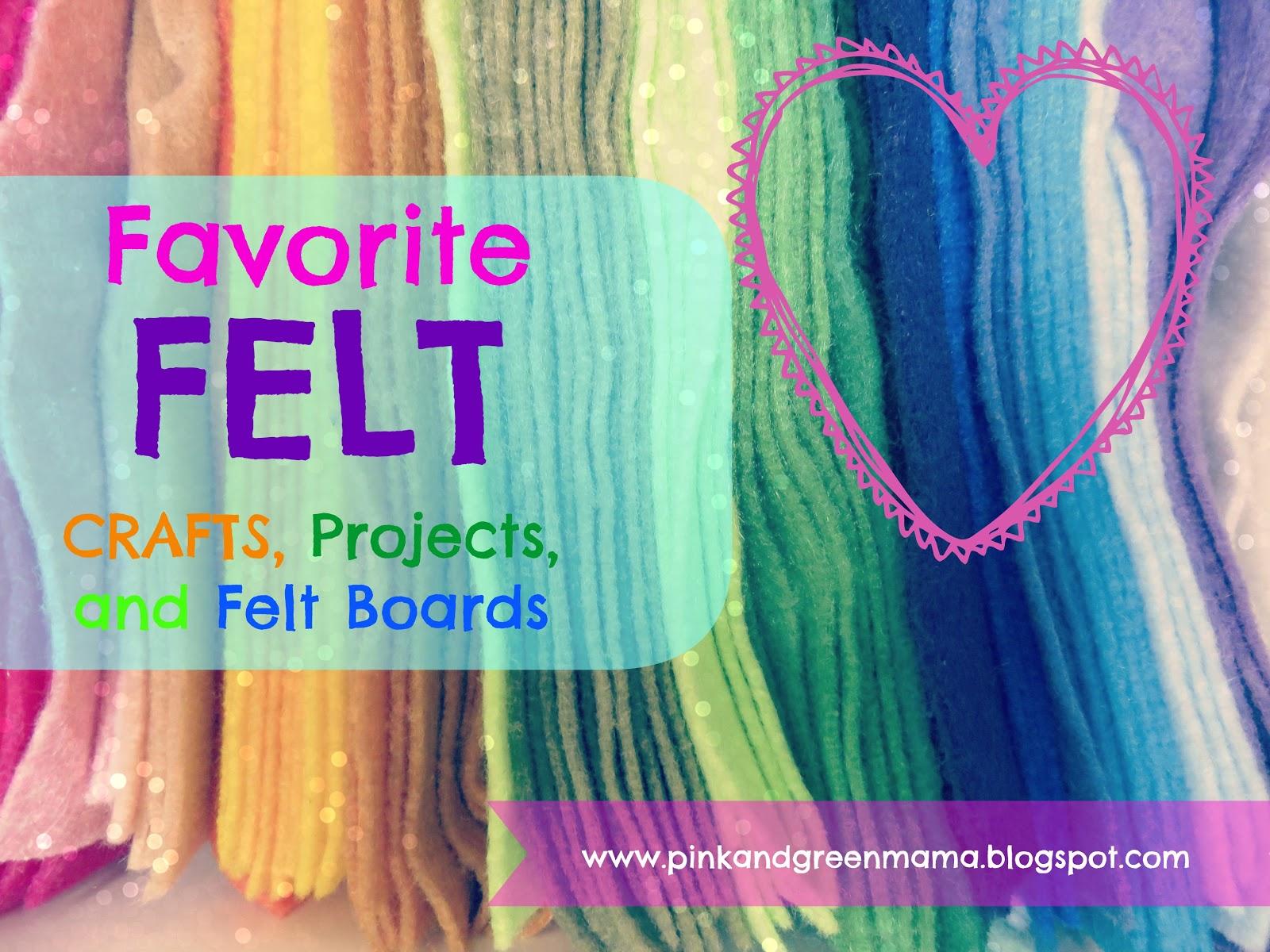 Felt Craft Ideas For Kids Part - 25: Favorite Felt Projects, Crafts, And Felt Board Ideas For Kids
