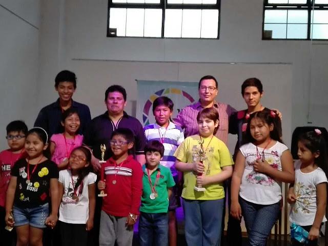 Escuela de ajedrez Martinez Marcos