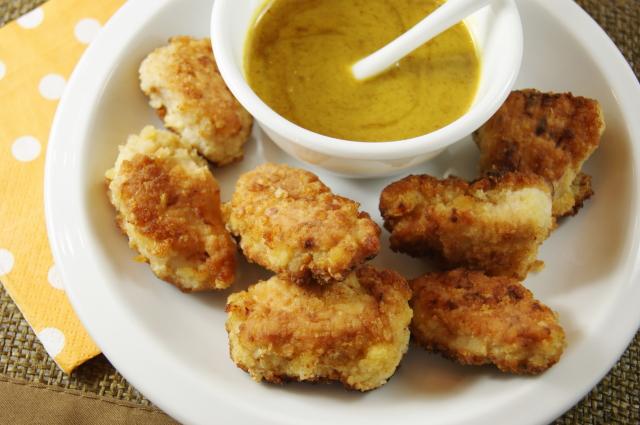 Honey Chicken Nuggets The Kitchen Is My Playground
