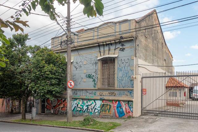 casa na Rua Duque de Caxias