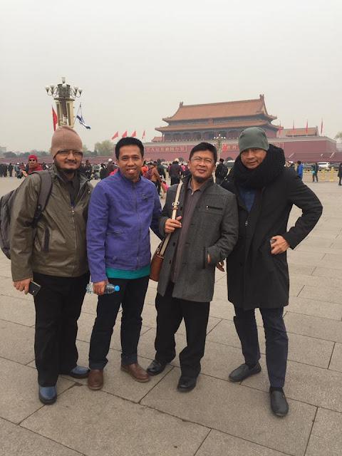 widya wisata muslim china