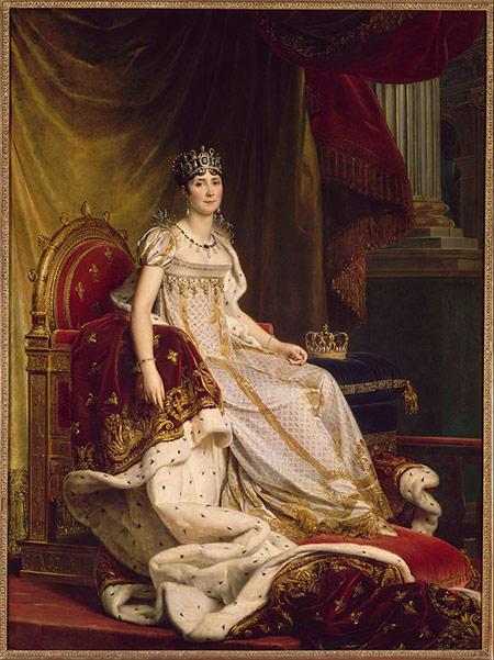josephine Bonaparte was said to be Napoleon's great love, but was she? Image