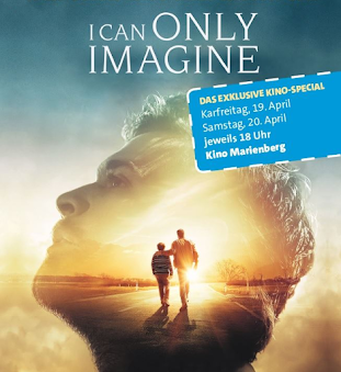 inspirierendes Kino: I can only imagine