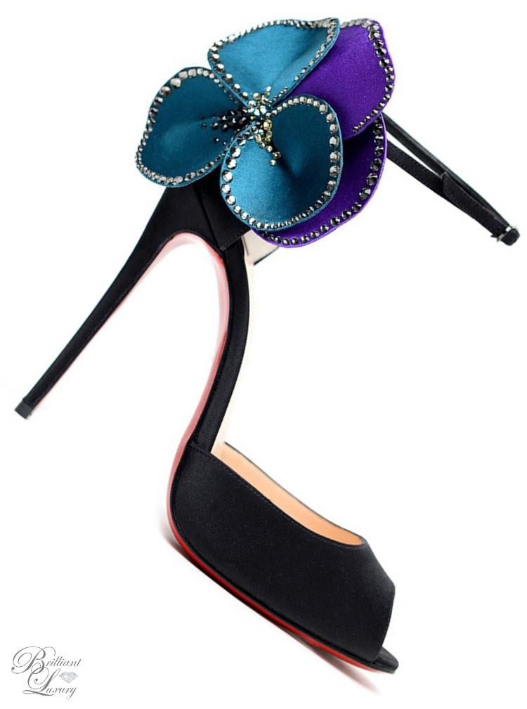 Brilliant Luxury ♦ Christian Louboutin Pensamoi