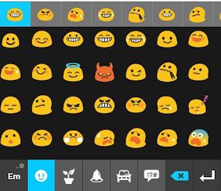Cara Menampilkan Emoji Pada Asus Zenfone