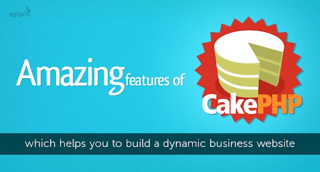 blog post for cakephp