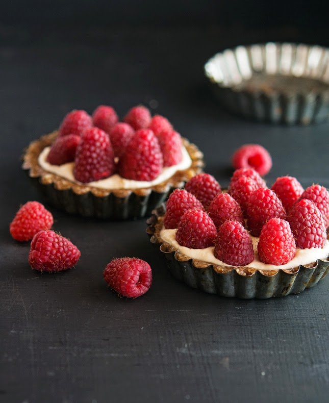 The Iron You Paleo Almond Berry Tartlets