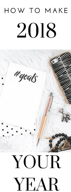 How to set goals and achieve your New Year Resolutions.