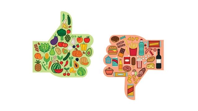 Verwonderend Juf Joy: Thema gezonde voeding. AW-78