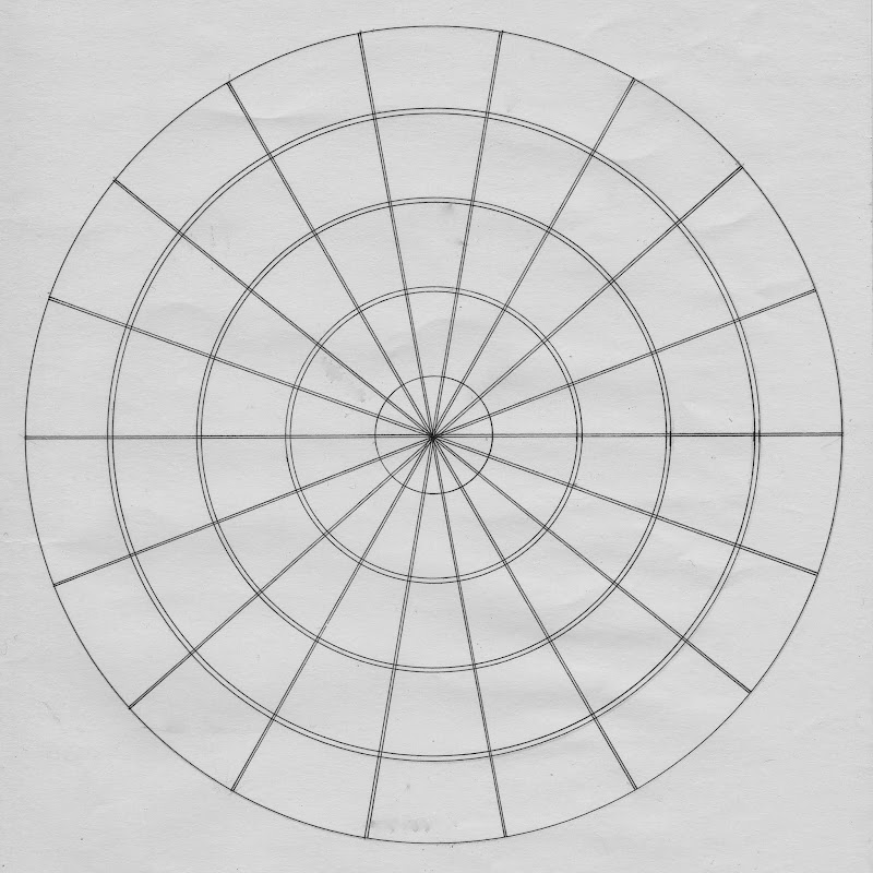 Free Printable Color Wheel Template (10 Image)
