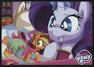 My Little Pony Dolling Up Some Applejack Series 4 Trading Card