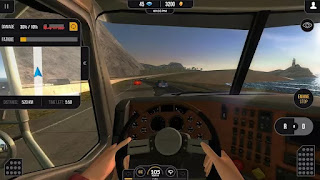Download Game Truck Simulator PRO 2 V1.5 MOD Apk + DATA ( Full )
