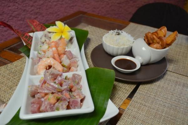 Restaurante Makona na Ilha de Páscoa