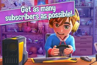 تحميل لعبة Youtubers Life من ميديا فاير