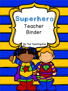 https://www.teacherspayteachers.com/Product/Superhero-Teacher-Binder-FREE-yearly-updates-2595381