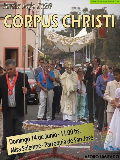 """BREÑA BAJA: Fin de semana de """"CORPUS CHRISTI"""""""