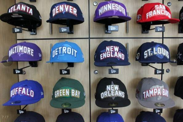 New Era NFL 2012 Draft Collection Of 59Fifty Fitted Cap ee65717422b