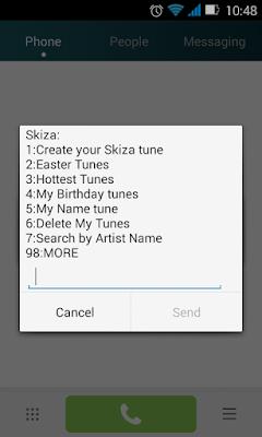 how to remove skiza tunes from safaricom line
