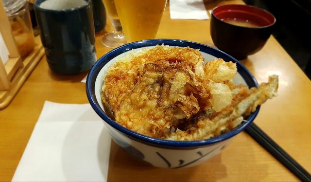 tempura vegetariana  cosa mangiare a tokyo viaggio a tokyo travel blog trip in tokyo what eat in tokyo best food in tokyo japanese food