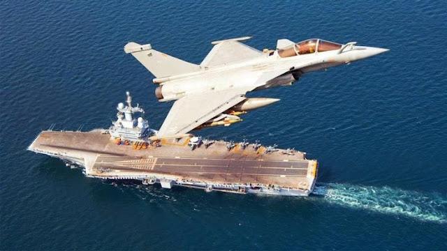 Γαλλικά πολεμικά πλοία για περιπολίες στην κυπριακή ΑΟΖ