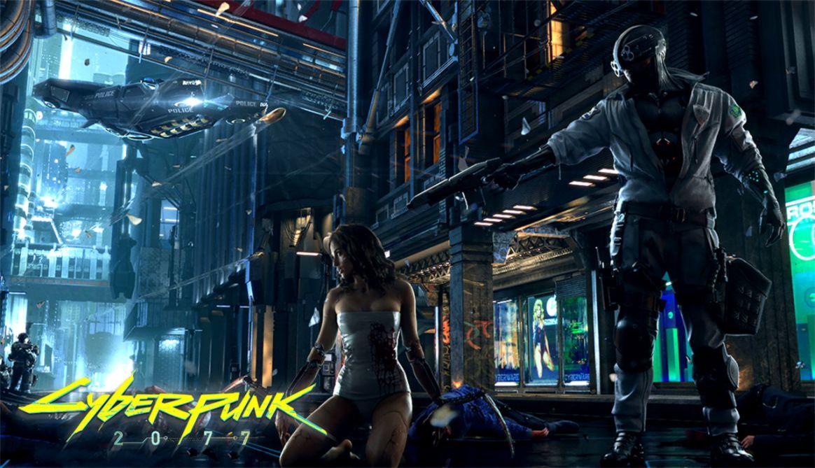 Ps4 Cyberpunk 2077 Wallpapers Genius Wallpapers
