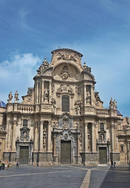 Katedra w Murcji hiszp. Catedral de Santa María