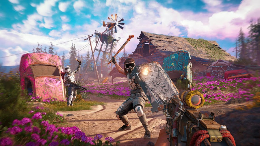 far cry new dawn ubisoft spin off highwaymen