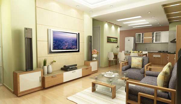 Thiết kế nội thất nhà kiểu Nhật có tính tiện ích cao