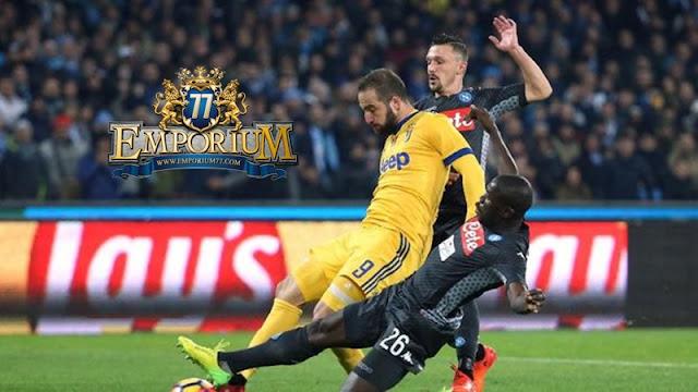 Gol Tunggal Higuain Membuat Napoli Malu Dikandang Sendiri.