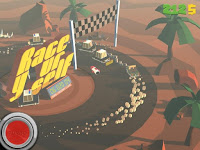 RACE Yourself v1.11 Apk (Mod Money)