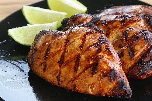 Grilled Lime Chicken Recipe