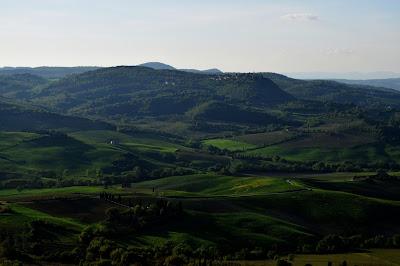 Val d'Orcia via Francigena