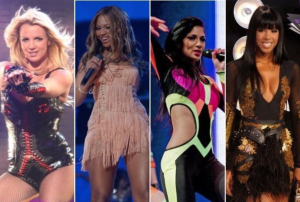 2011 Sexiest Female Videos From Beyonce Kelly Rowland Nicole Scherzinger Britney Spears Jennifer Lopez