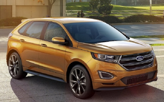 2018 Ford Edge Review, Specs, Rumors, Price, Redesign
