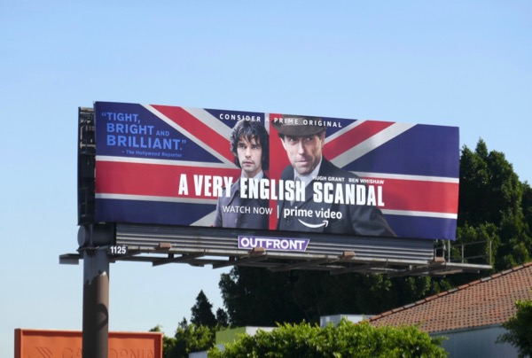 A Very English Scandal For your consideration billboard
