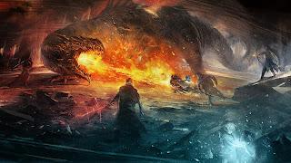 Project Phoenix PS4 Wallpaper