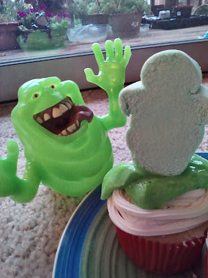 Easy Frog Birthday Cake