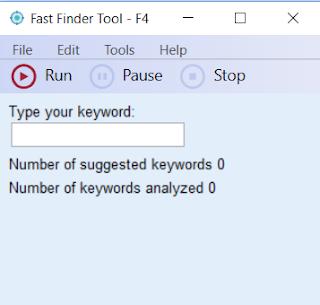 Fast Finder Tool - F4